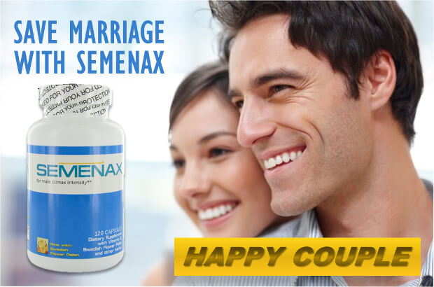 Semenax- Increase Your Orgasms for Bigger, Longer and More Amazing Ejaculations