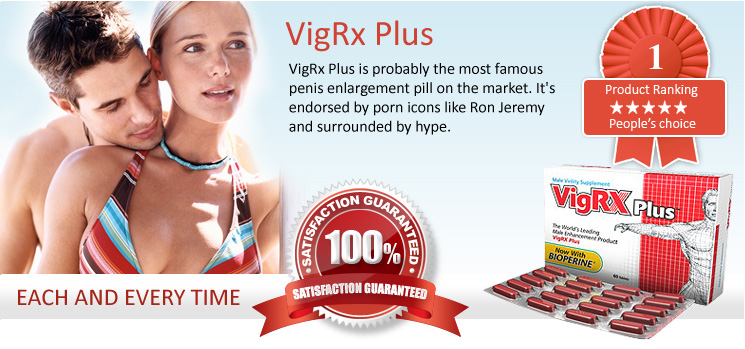 VigRX Plus Review and It's Ingredients- Does It works?