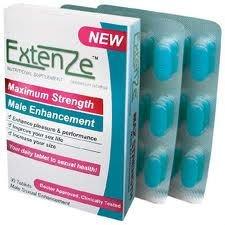 extenze pill
