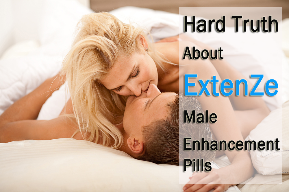 Hard Truth About Extenze Male Enhancement Pills