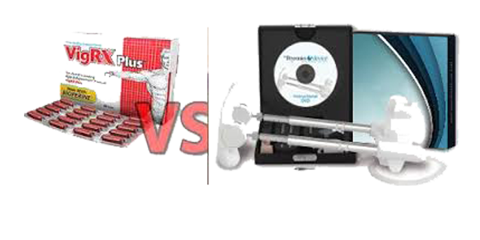 vigrx plus vs peyronies device