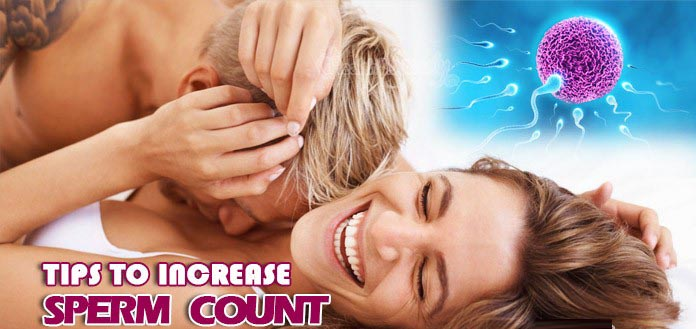 How to increase your sperm count naturally with pills