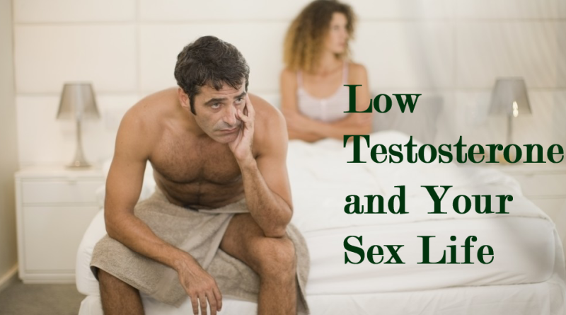 Low testosterone & low libido