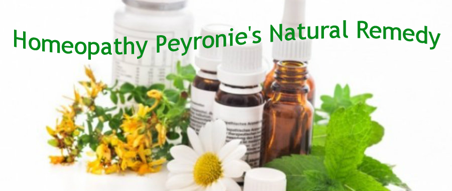 Everything You Need to Know About Homeopathy Peyronie's Natural Remedy