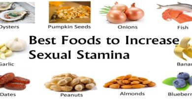 Best Foods to Increase Sexual Stamina
