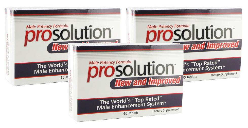 ProSolution Plus Review- Male Enhancement Pill for Curing Premature Ejaculation