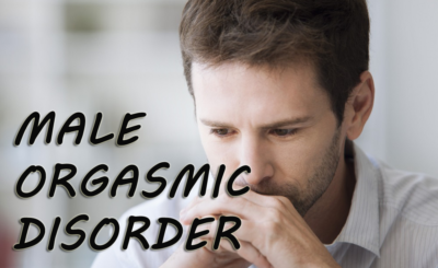 Male orgasmic disorder