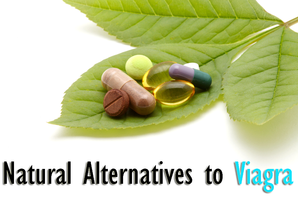 Looking for Natural Alternatives to Viagra- Here are Best 8 for Happier Sex Life