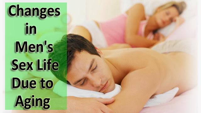 Everything You Need to Know About Changes in Men's Sex Life Due to Aging and Its Cure