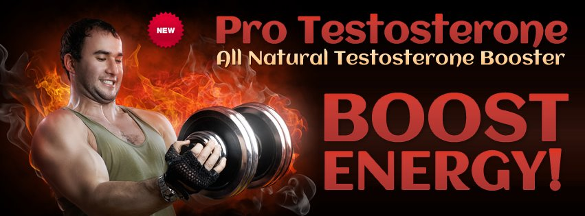 Pro Testosterone – Natural Supplement to Boost Testosterone and Muscle Builder