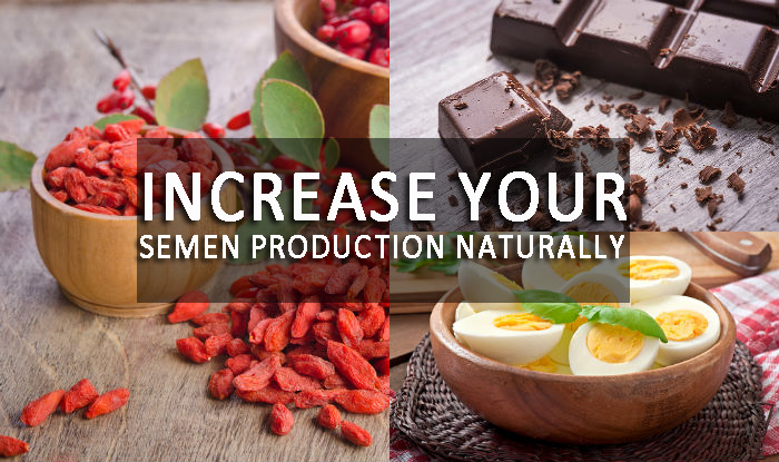How to Increase Your Semen Production Naturally