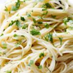 herbs pasta