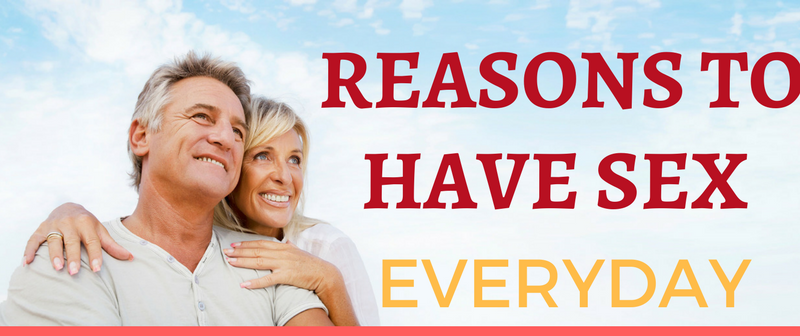 [Infographic]- Reasons to Have Sex Everyday for Better Sex Life