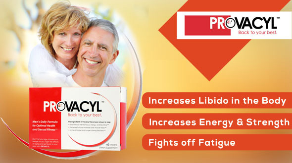 Provacyl Review- Naturally Fight Against Male Andropause