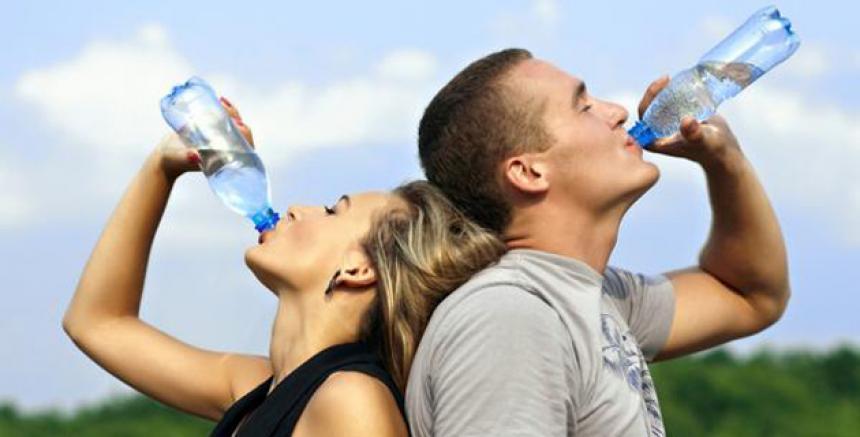 Always drink lots of water