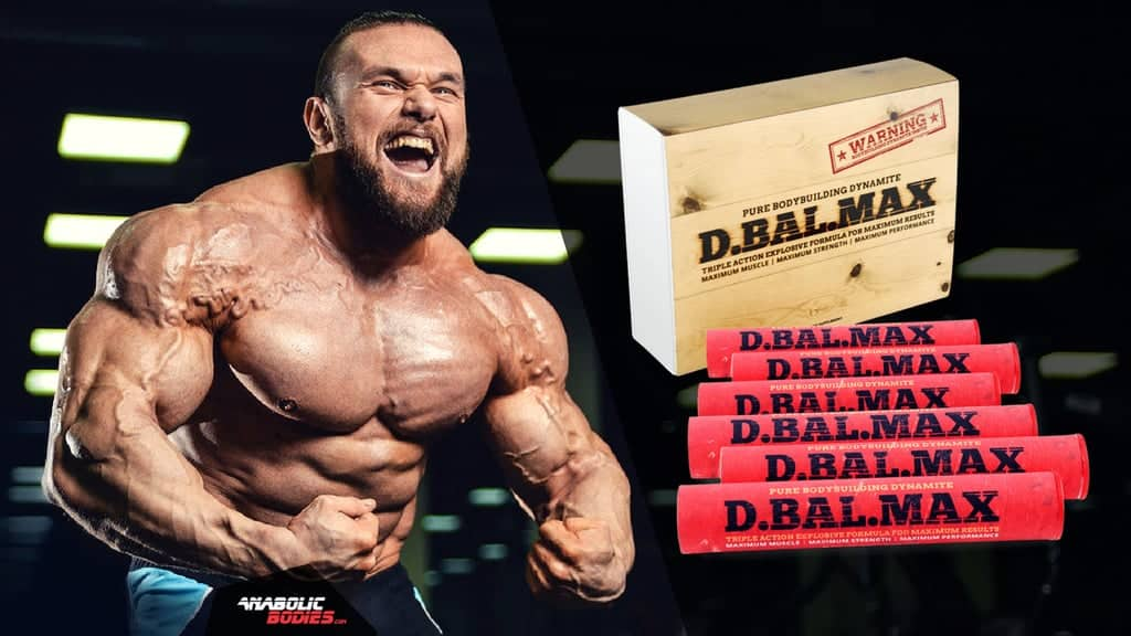 D-Bal MAX Review- A Complete Bodybuilding Supplement For Maximum Result
