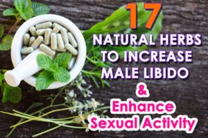 17 Natural Herbs To Increase Male Libido & Enhance Sexual Activity