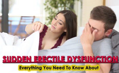Sudden Erectile Dysfunction