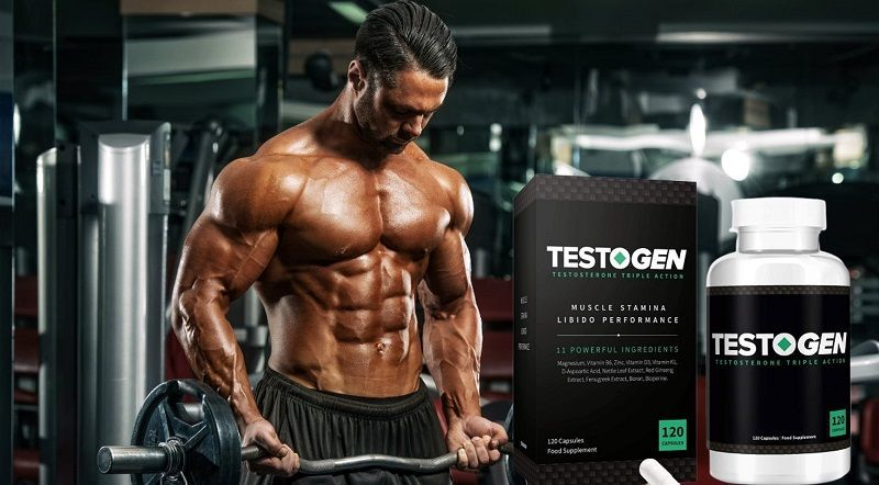 TestoGen Review- Complete Testosterone Booster To Revive Masculinity Naturally